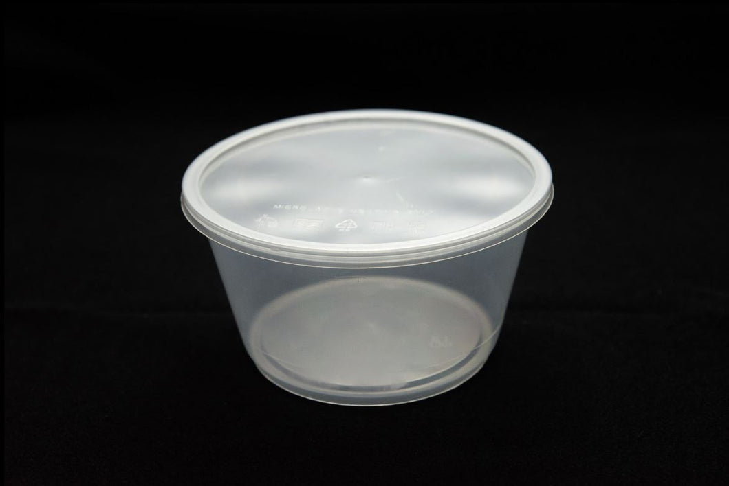750B Round Container (50PCS*10ROLL)