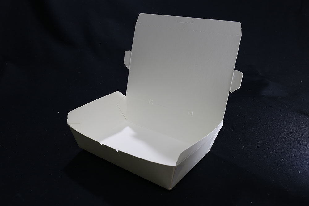 Paper Food Box 2B 15cm*11cm*4.5cm (400PCS/CTN)