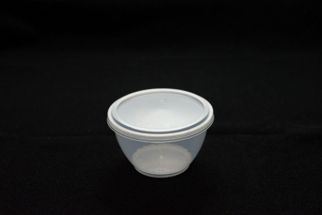 W2 Round Container (100PCS*10ROLL)