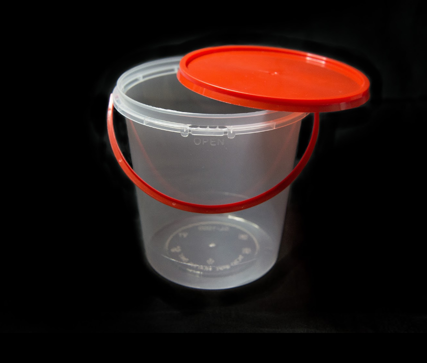 SL1000 Plastic Bucket Container (30PCS*6ROLL)