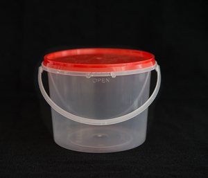 SL750 Plastic Bucket Container (30PCS*6ROLL)