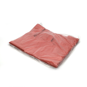 XL Size Plastic Bag(Red)(30PCS*10PKT)