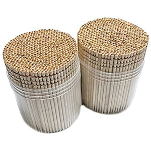 Toothpick bamboo (100PCS/Bottle)