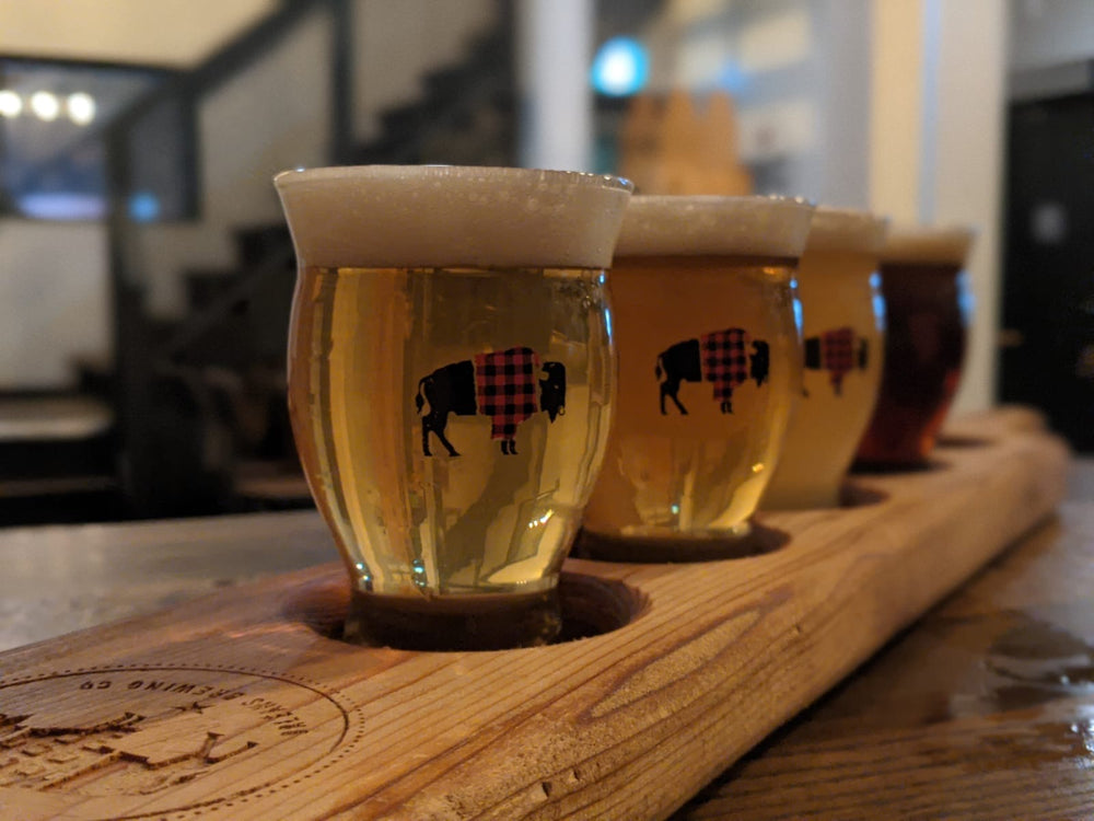 Load image into Gallery viewer, BEER TASTING PADDLE