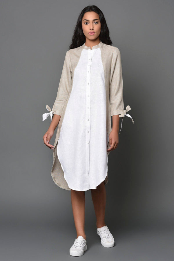 Duo-tone Tunic-Yellwithus.com