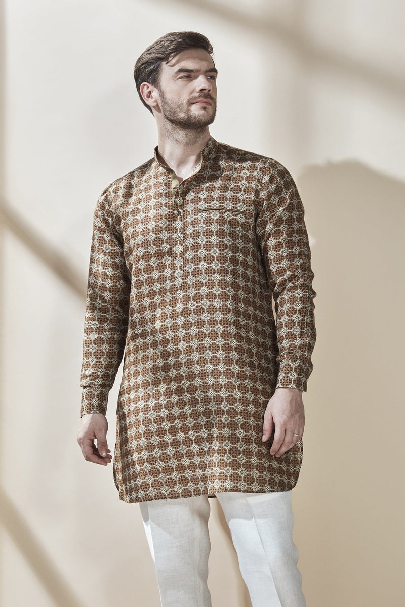 The Occhave Kurta