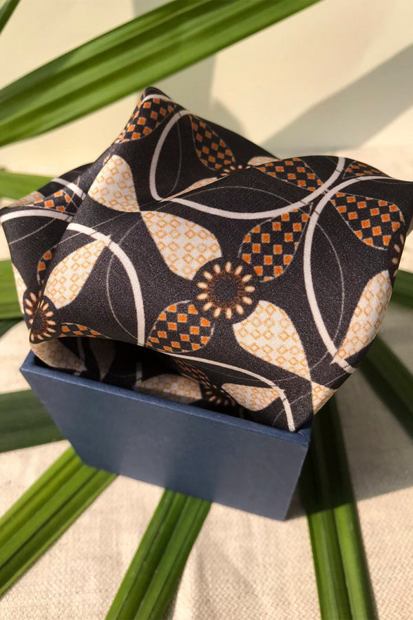 The Dreamboat Pocket Square-Yellwithus.com