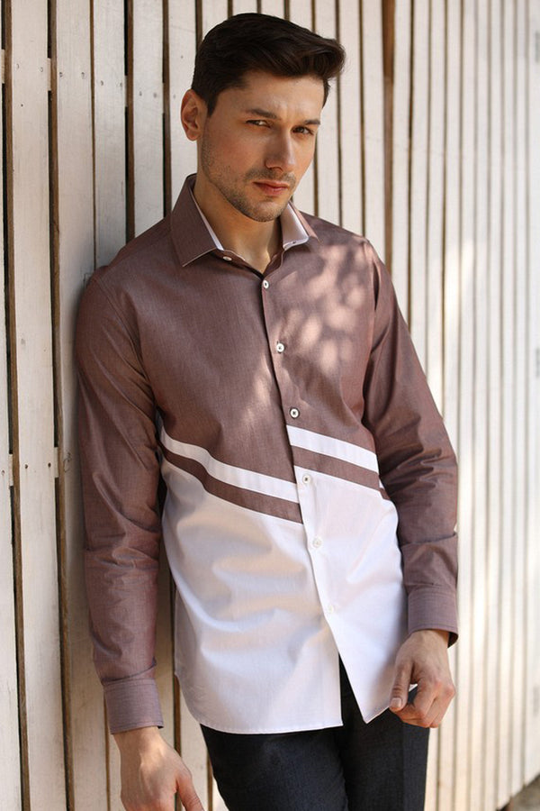 Posh Party Shirt-Yellwithus.com
