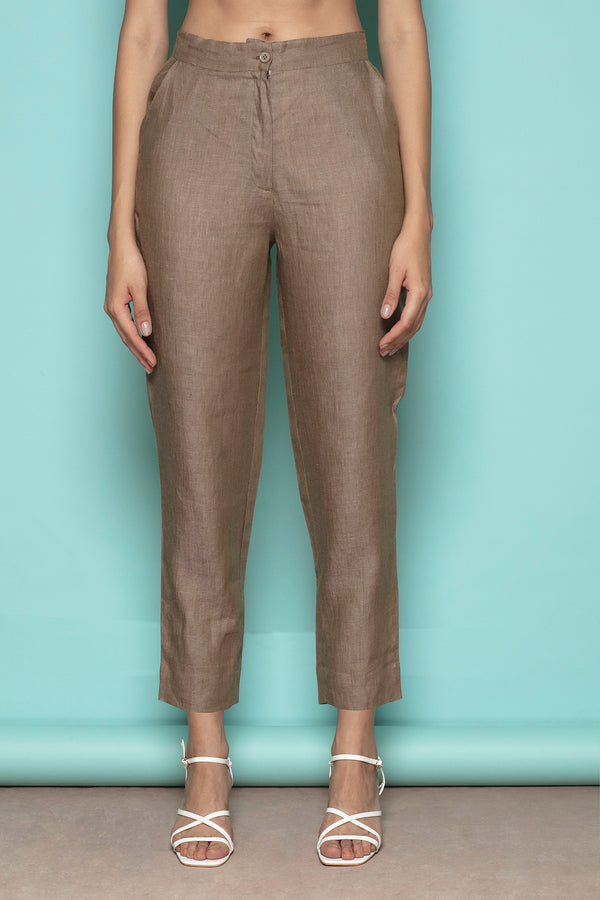 The Kafé Trousers-Yellwithus.com