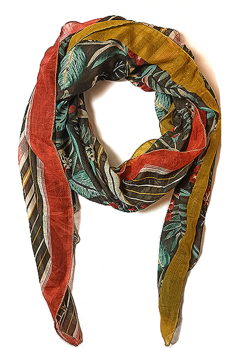 The Alizka Scarf-Yellwithus.com