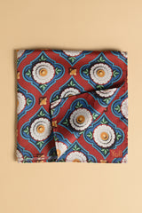 The Imperial Pocket Square-Yellwithus.com