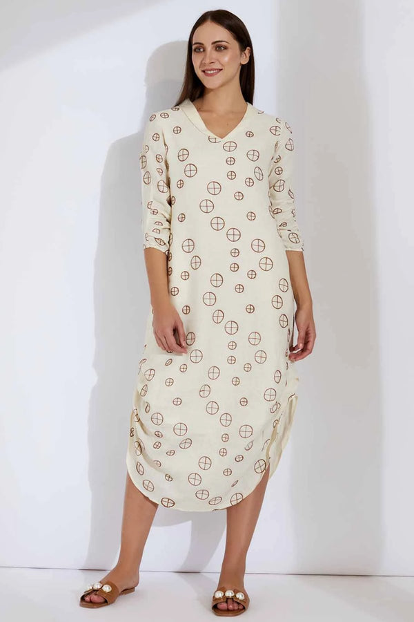 The Naara Dress-Yellwithus.com