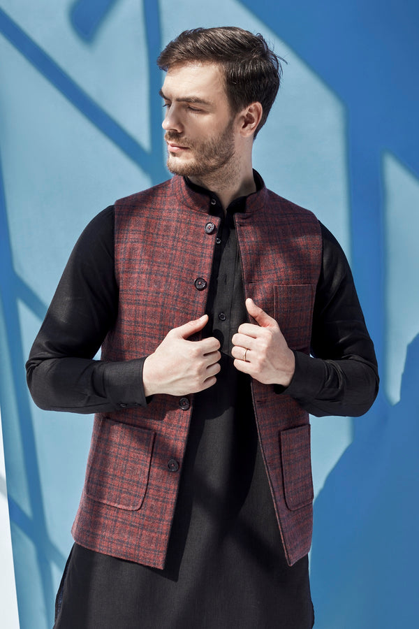 The Sami Nehru Jacket-Yellwithus.com