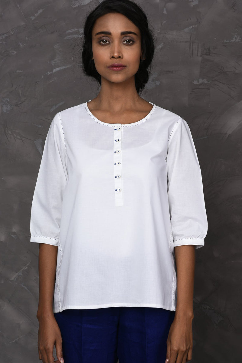 Dignified Detailed Top-Yellwithus.com