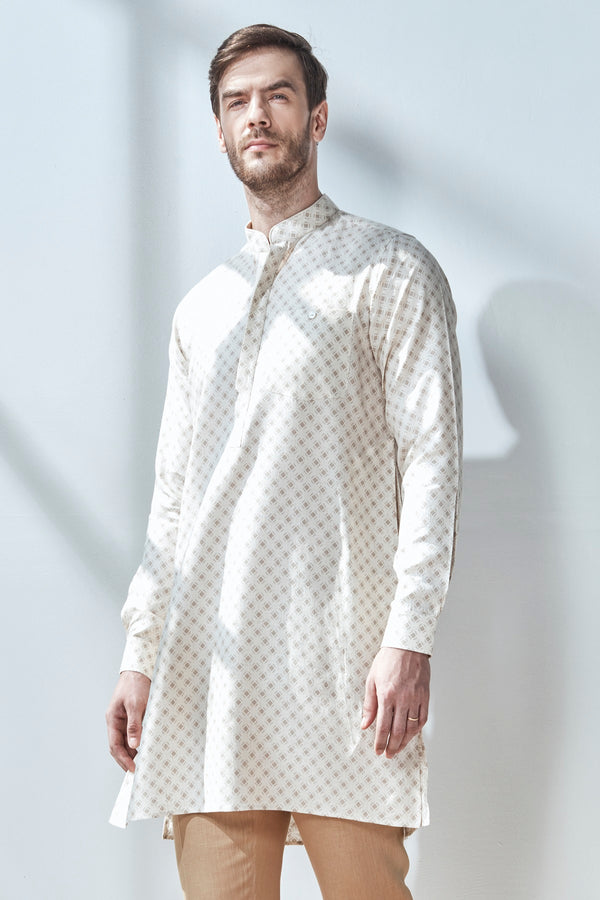The Mabili Kurta-Yellwithus.com