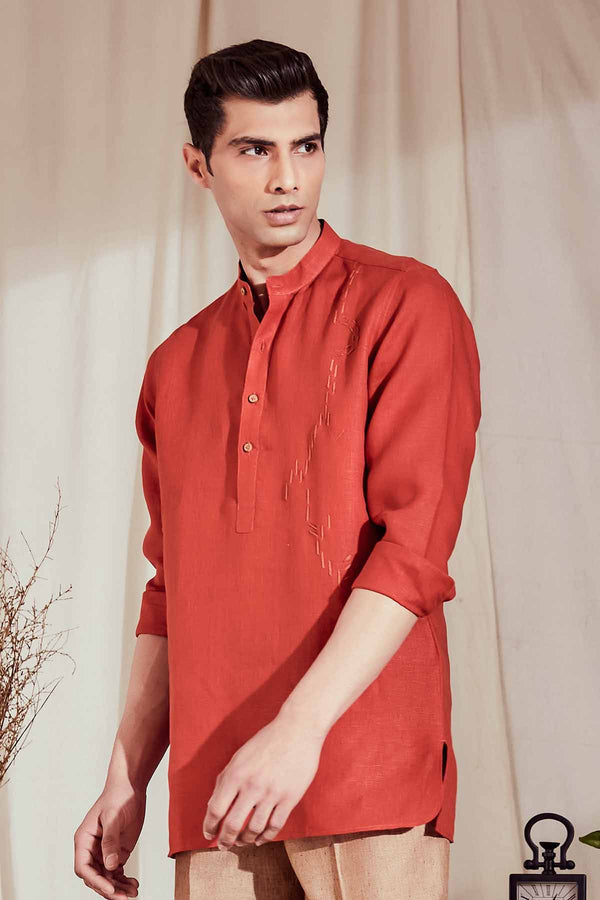 The Atish Kurta-Yellwithus.com