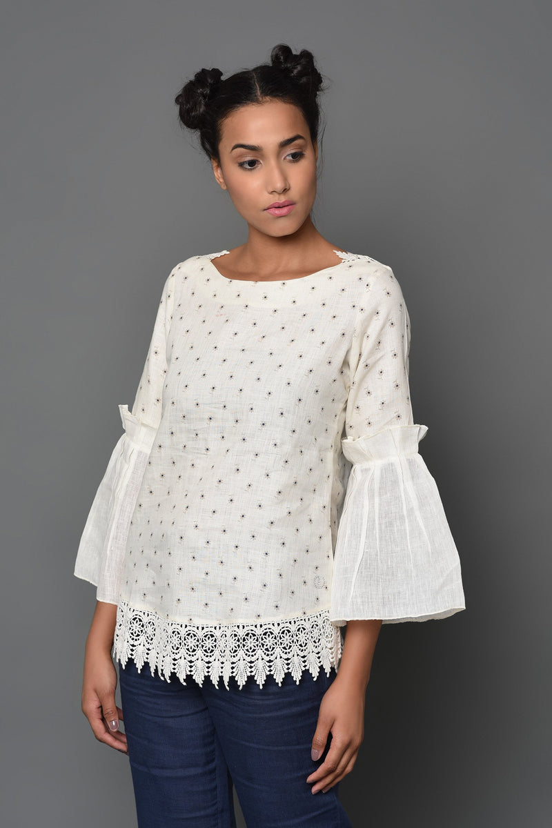 Poetry in White Top-Yellwithus.com
