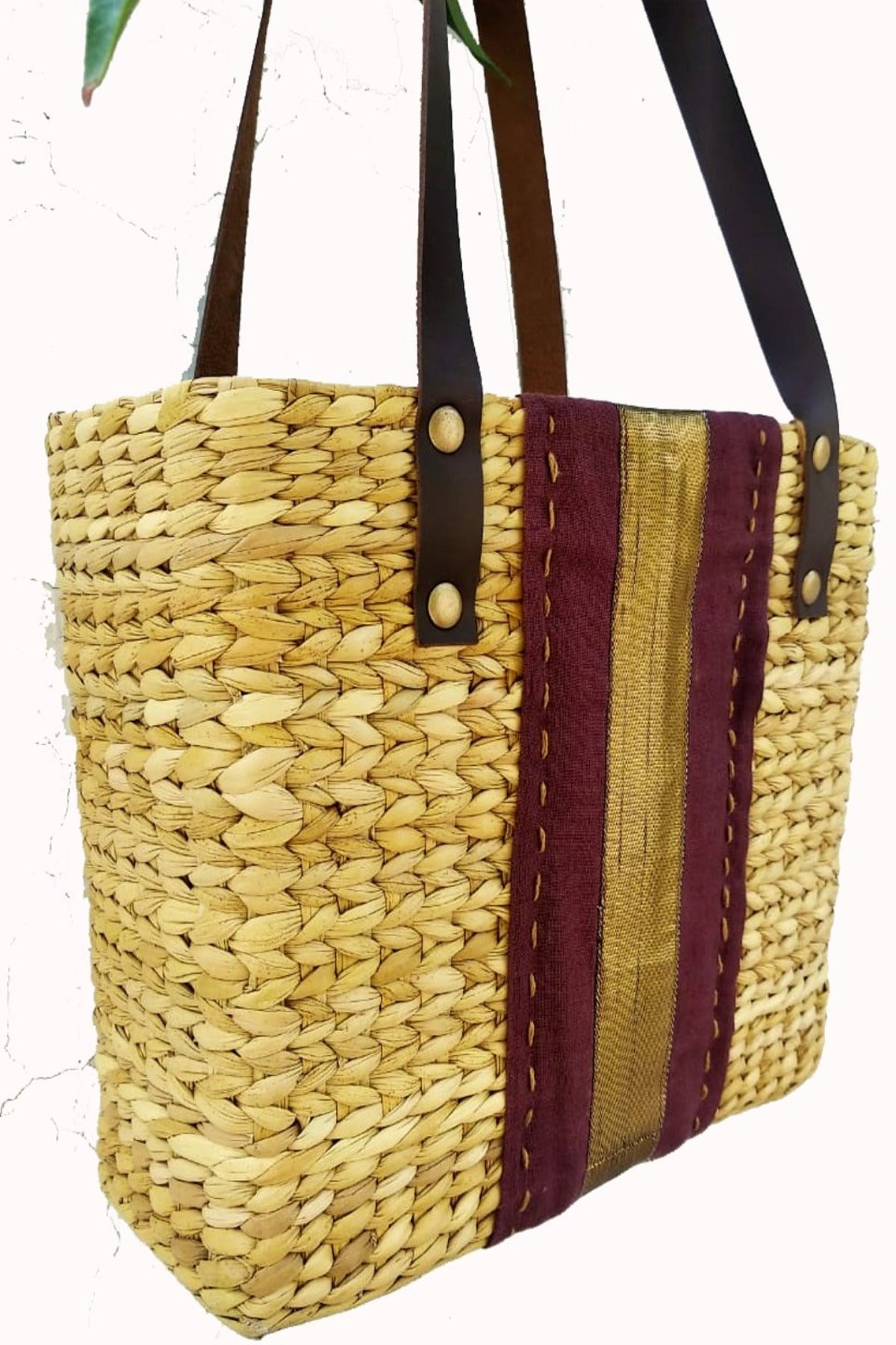 The Sahra Cane Bag