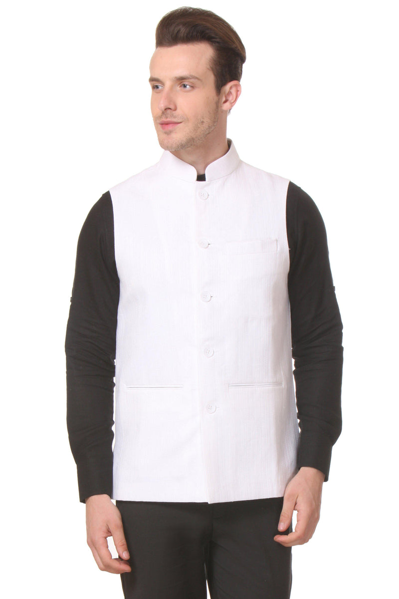 Exquisite Ethnic Nehru Jacket-Yellwithus.com