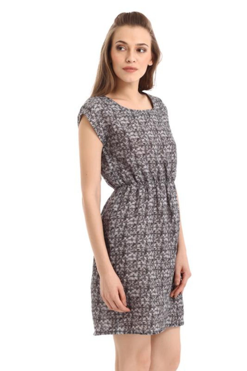 Splendacious Short Dress-Yellwithus.com