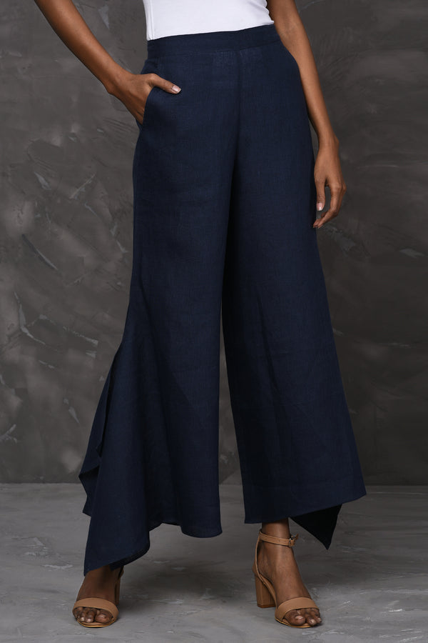 Waterfall trousers-Yellwithus.com