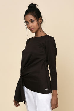 Assorted Round Neck Top-Yellwithus.com