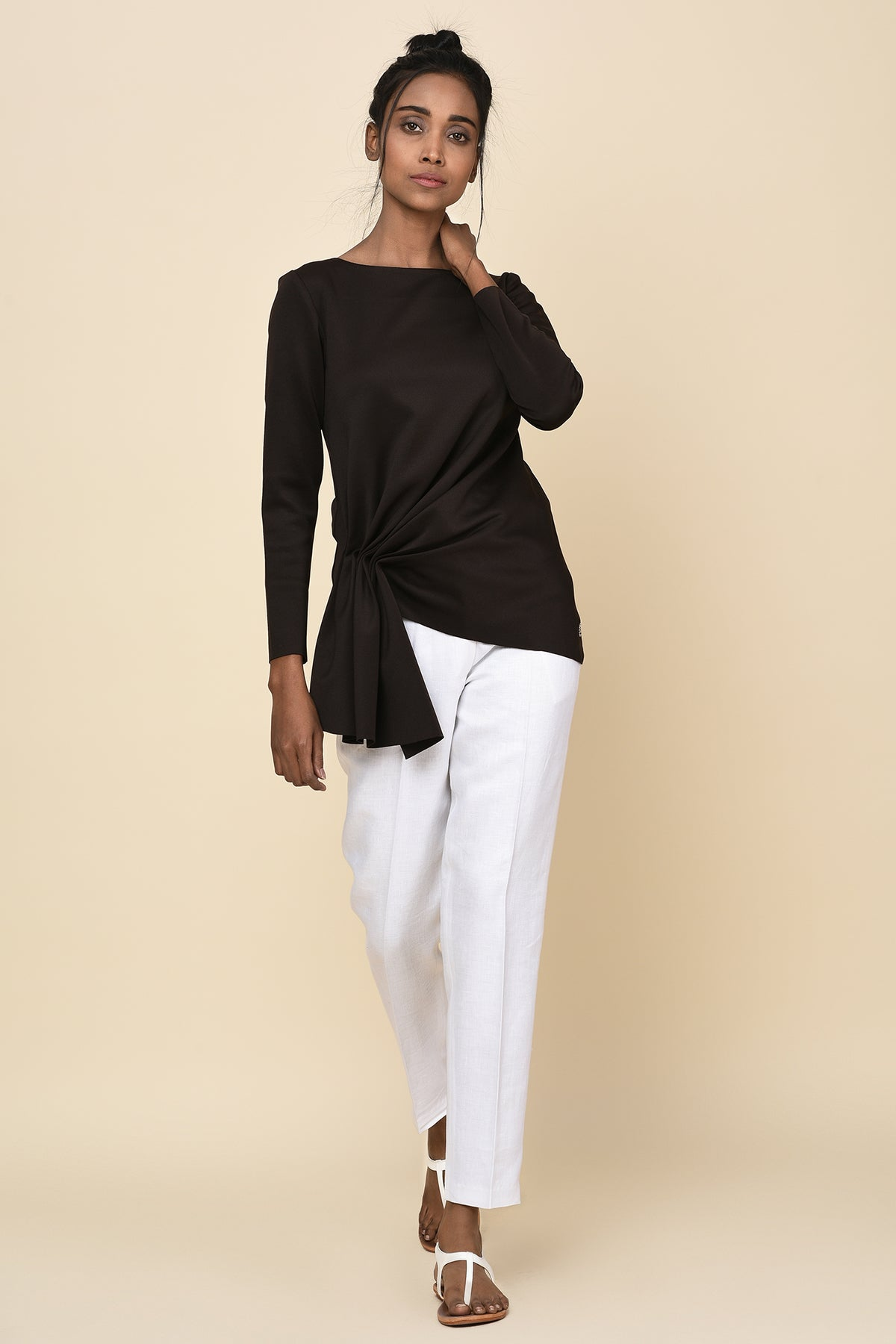 Assorted Round Neck Top