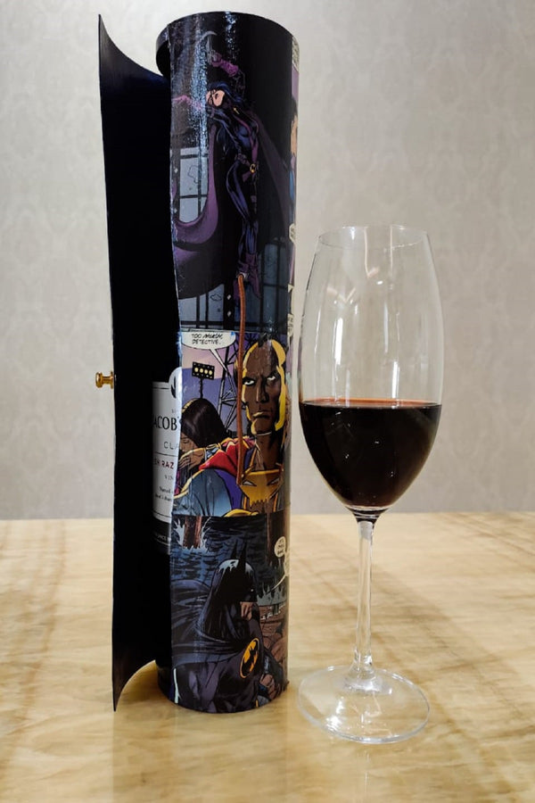 Batman Wine Case-Yellwithus.com