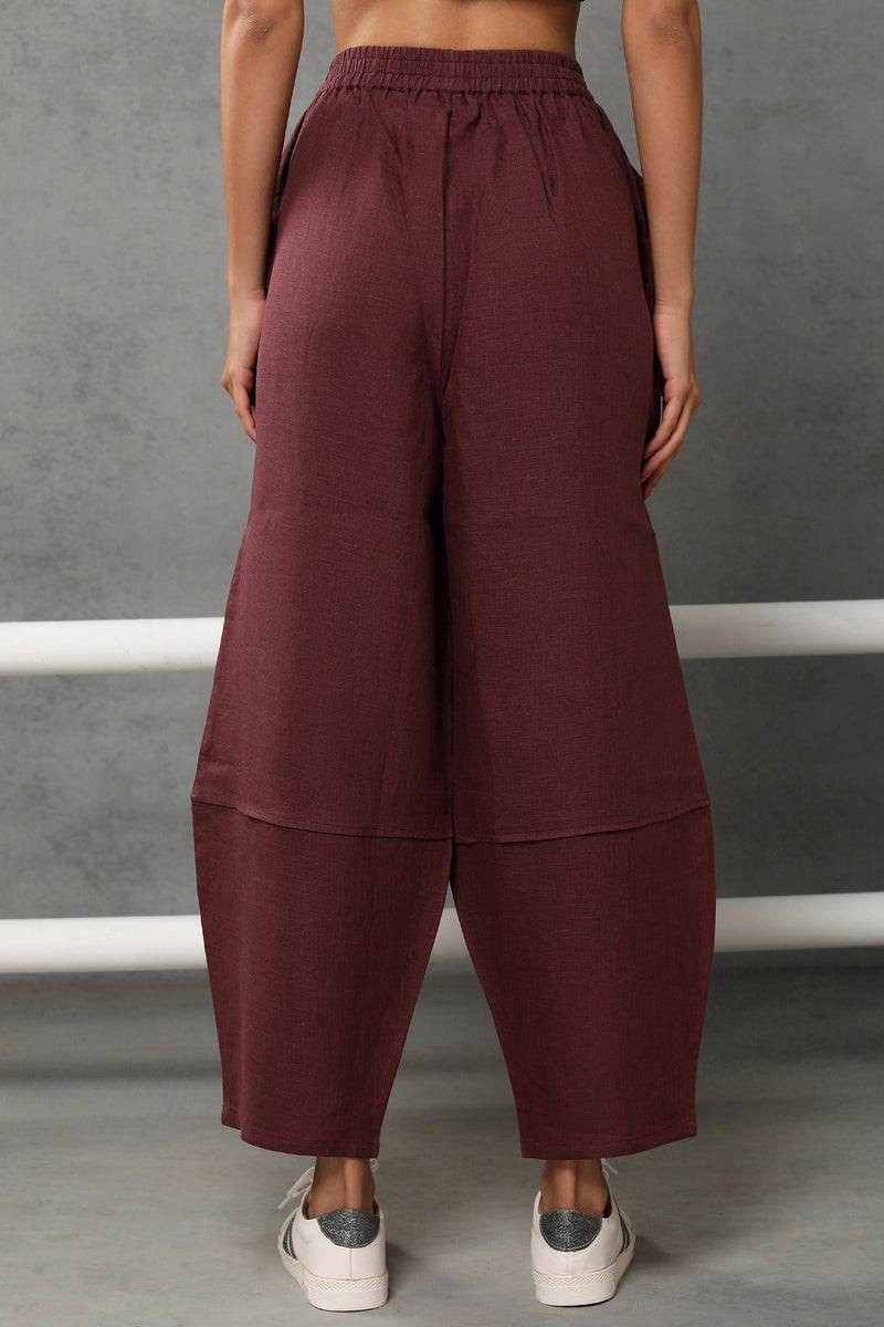The Haley Trousers-Yellwithus.com