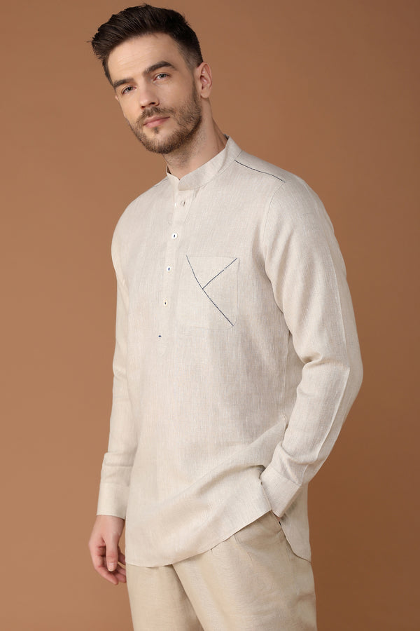The Gautama Kurta-Yellwithus.com