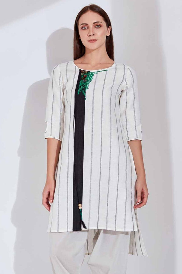 The Overcast Kurti-Yellwithus.com