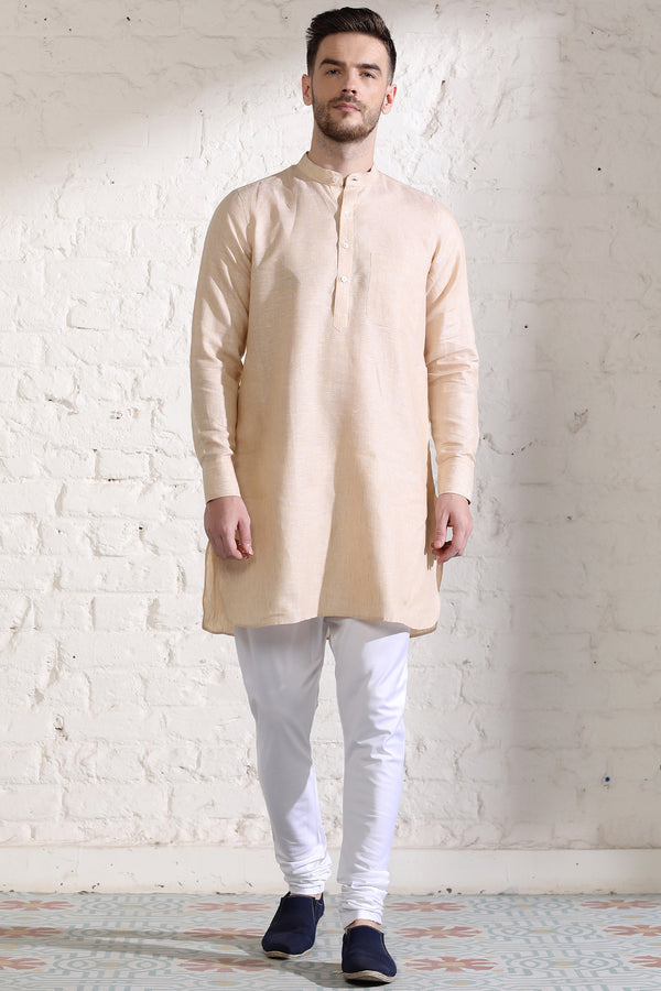 Handsome High Kurta-Yellwithus.com