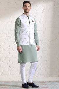 The Epiroy Nehru Jacket