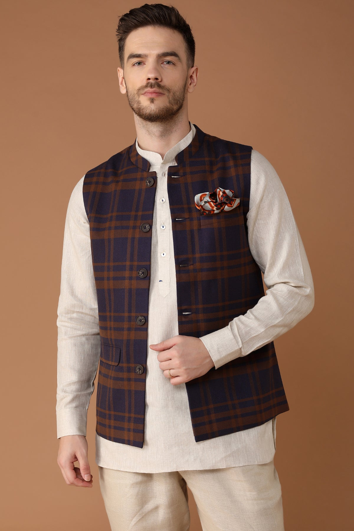 The Cadoc Nehru Jacket