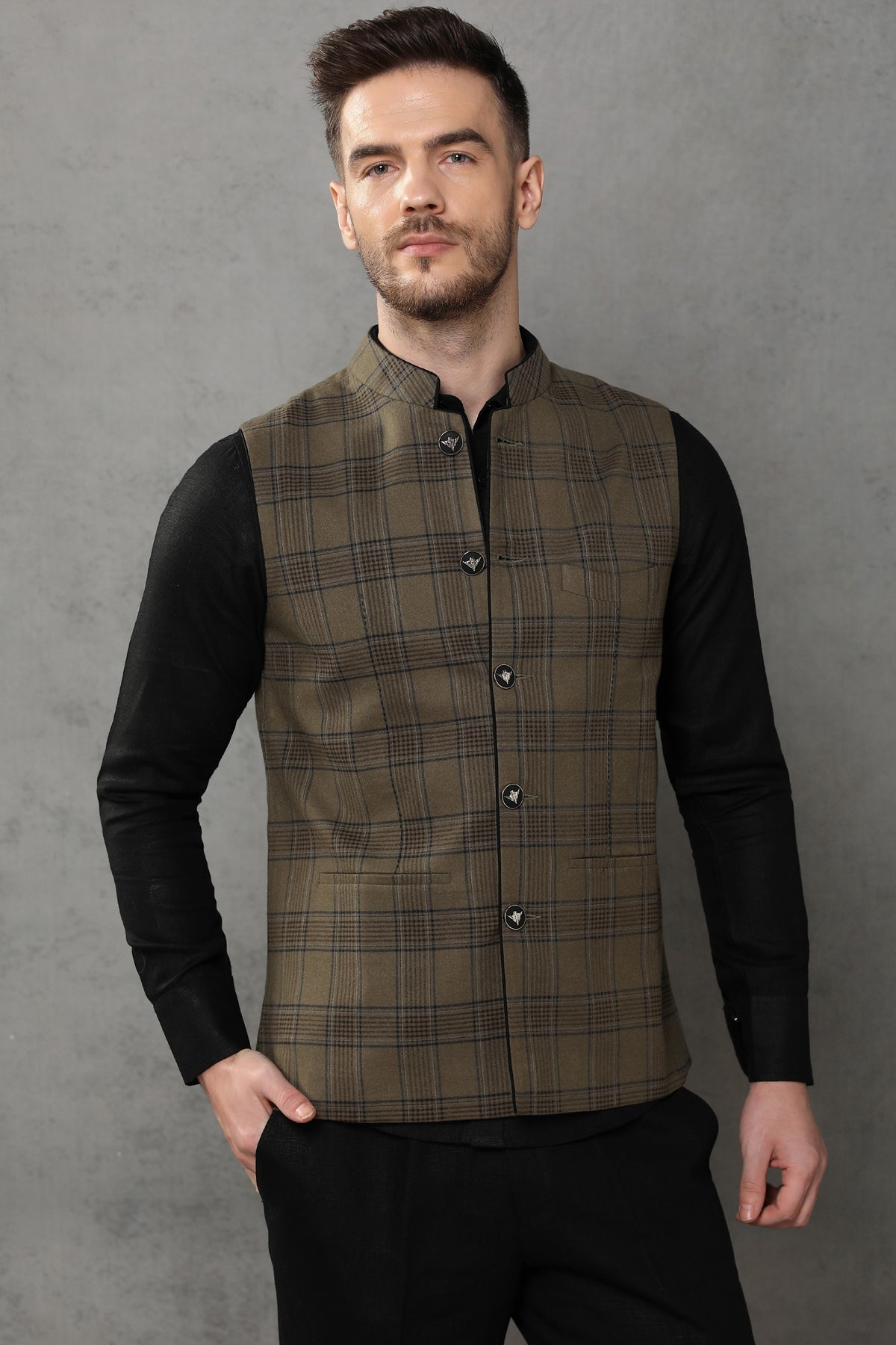 The Oh-So-Hot Nehru Jacket