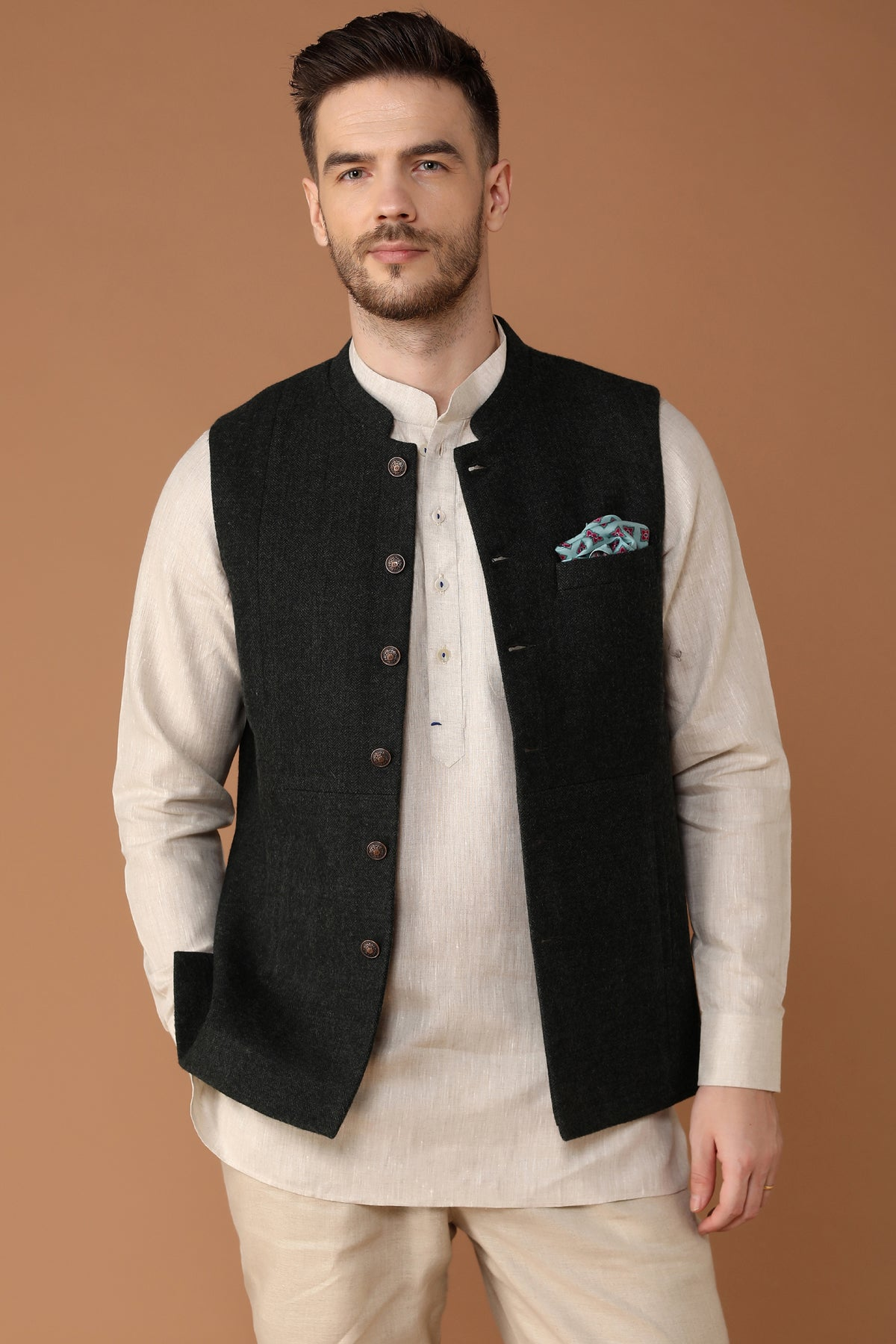 The Serious Business Nehru Jacket