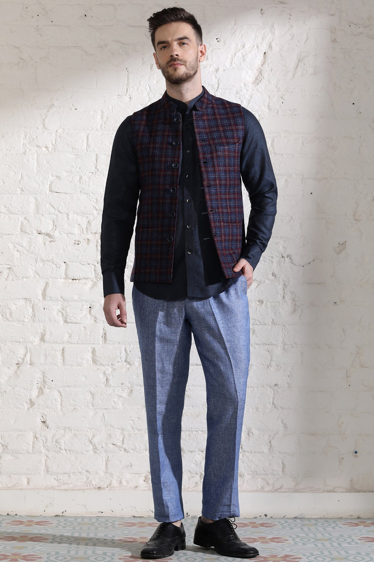 The Twilight Nehru Jacket