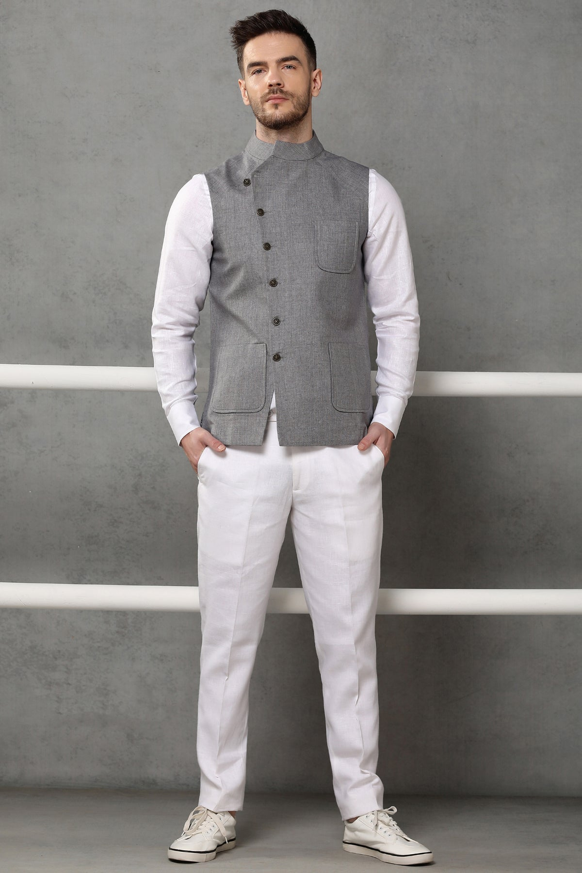 The Twist Nehru Jacket