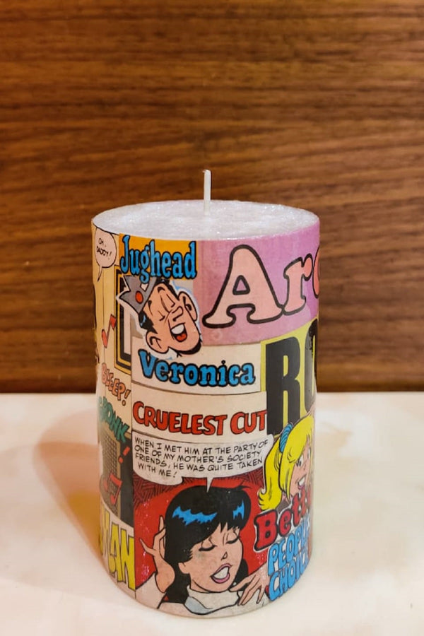 Archies Candle Stick-Yellwithus.com
