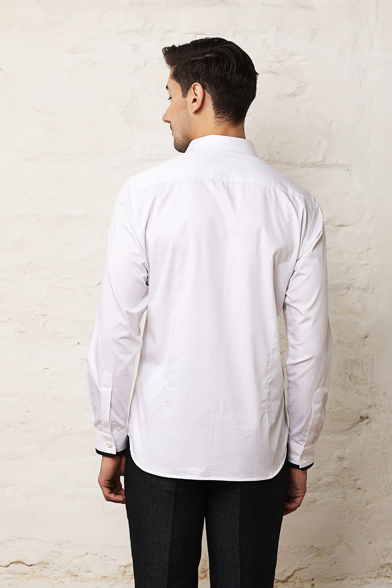 Comely Cotton Shirt-Yellwithus.com