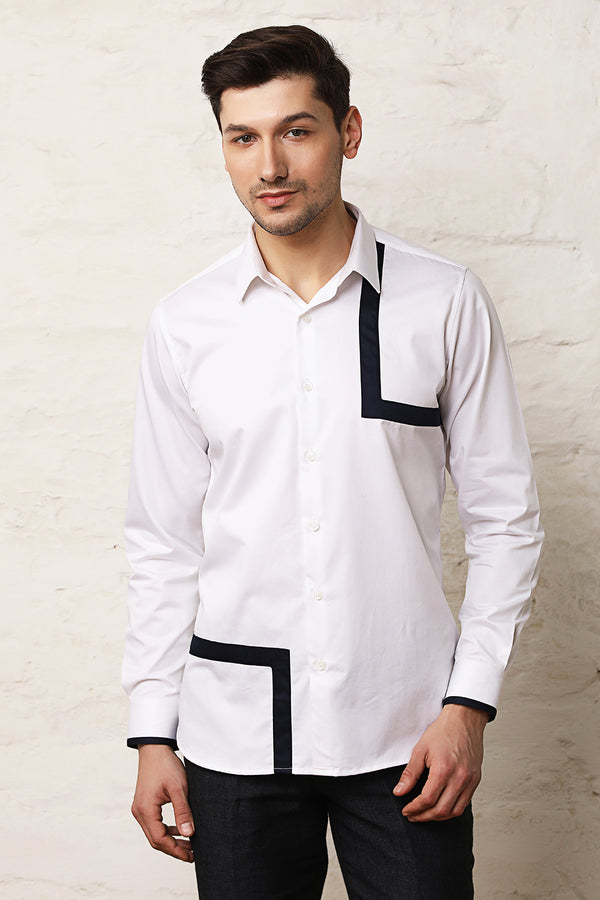 Comely Cotton Shirt