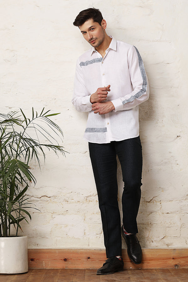 Dapper Summer Shirt-Yellwithus.com