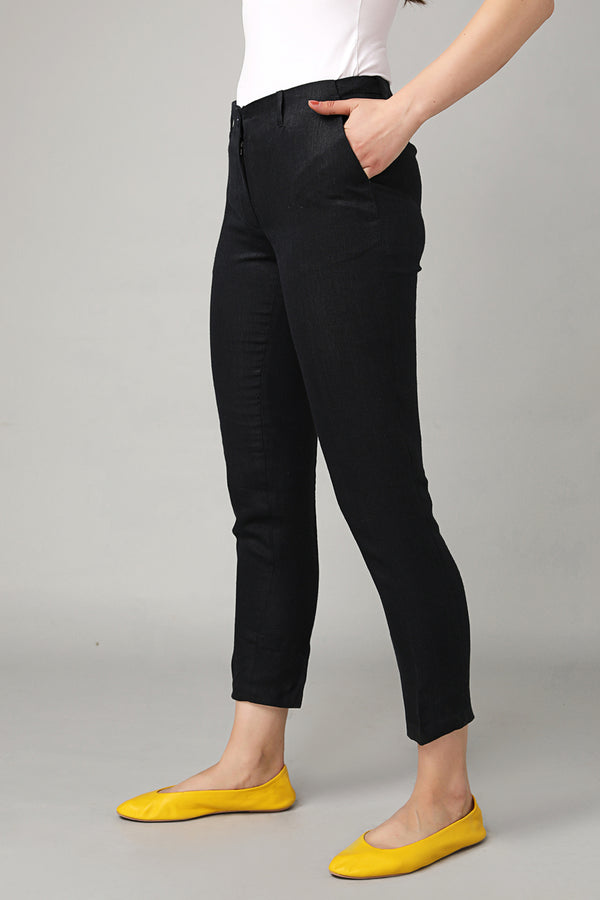 Workaholic Tapered Pants-Yellwithus.com