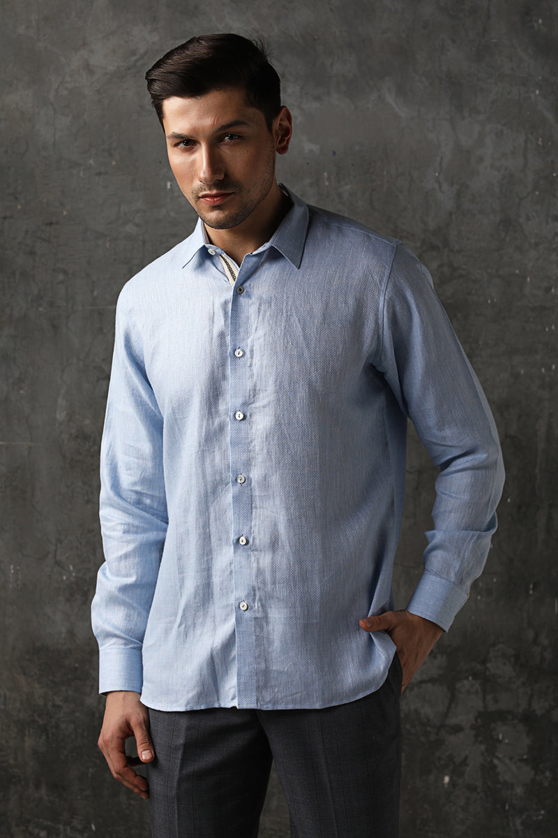 Snazzy Full Sleeves Shirt-Yellwithus.com