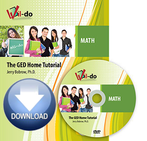 Online Math GED Streaming Video Only