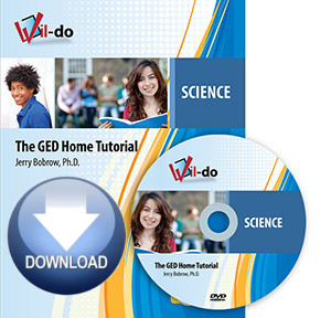 Online Science GED Streaming Video Only