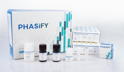 PHASIFY™ MAX - High Yield cell-free DNA Extraction Kit (1 mL plasma input) - 25 rxns
