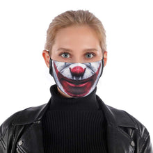 Load image into Gallery viewer, Paisley Face Mask with Replaceable PM 2.5 Charcoal Filter