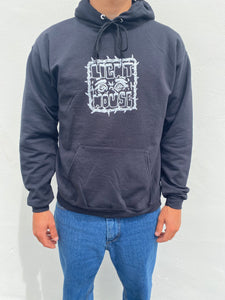 Men's Lighthouse Hoodie Barbwire