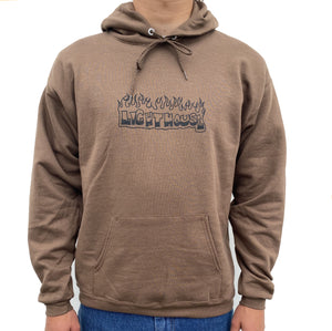 Men's Lighthouse Hoodie Flame